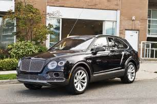 Bentley Suv Bentley 2017 Bentayga W12 Touring Specification Suv