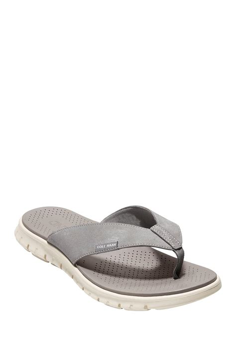 cole haan sandals cole haan zerogrand sandal for lyst