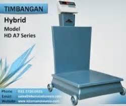 Timbangan Digital Hybrid timbangan hybrid
