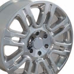 Truck Rims For Sale On Ebay F150 Platinum 20 Quot Polished Wheels 20 Quot Platinum Ford Rims