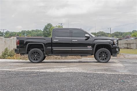 3 5in Suspension Lift Kit For 07 18 2wd Chevy Silverado