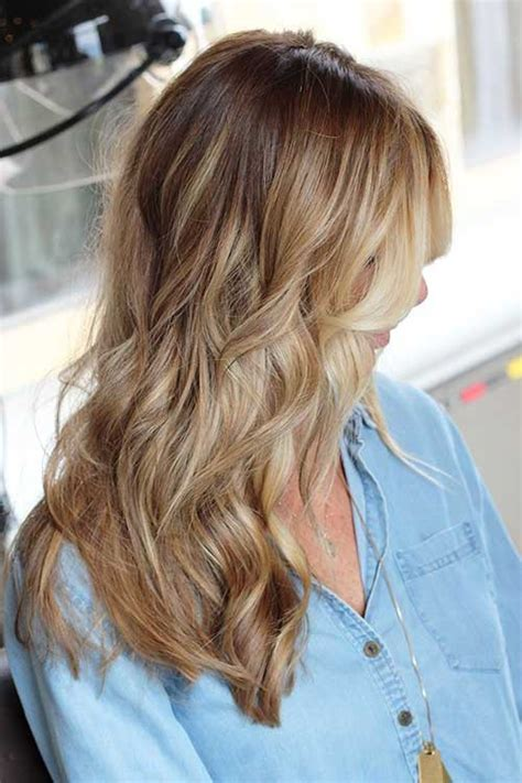 hairstyles for blonde and brown hair 40 blonde and dark brown hair color ideas hairstyles
