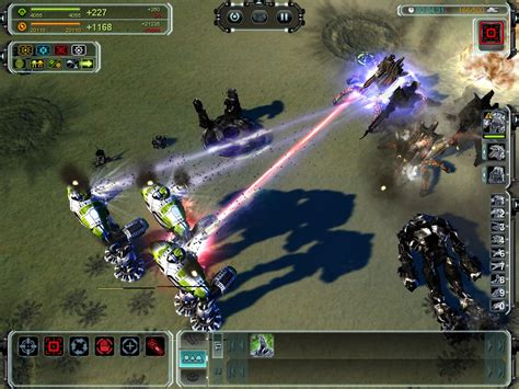 supreme commander forged alliance gamesurge computer review supreme commander