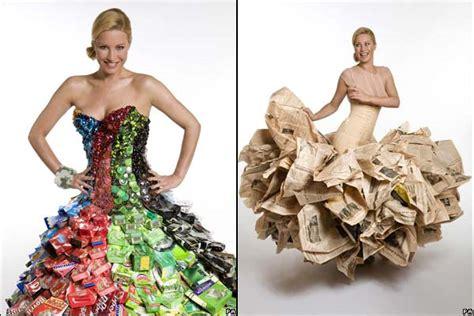 como hacer vestidos con reciclaje bbc mundo basura y reciclaje
