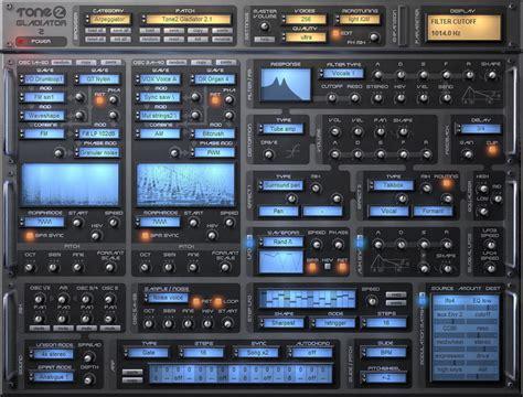 Best Home Design Software For Mac 2016 gladiator synthesizer the best vst plugins amp au
