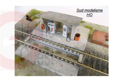 Sud Modelisme sud mod 201 lisme poste 224 gasoil pour d 233 p 244 t trains ouest