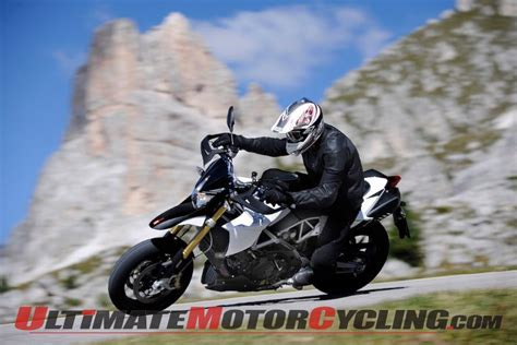 Ducati Hypermotard Tieferlegen by 2011 Aprilia Dorsoduro 1200 Look
