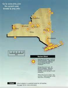 us fallout shelter map nuclear war fallout shelter survival info for new york