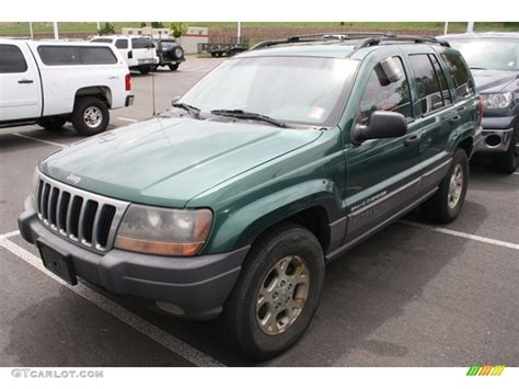 1999 everglade green pearl jeep grand laredo 4x4 49904886 photo 4 gtcarlot