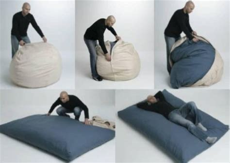 bean bag that turns into a bed beanbag beds beds by bean2bed com