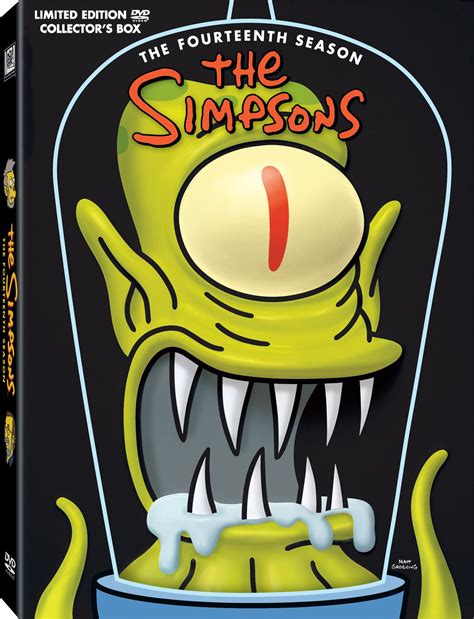 the simpsons treehouse of horror 12 the simpsons dvd release date