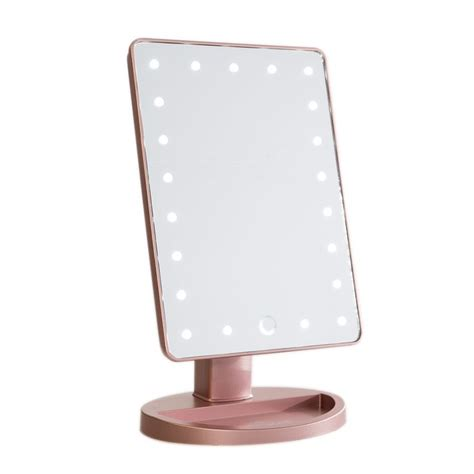 Led Light Vanity Mirror by 25 Best Ideas About Led Makeup Mirror On