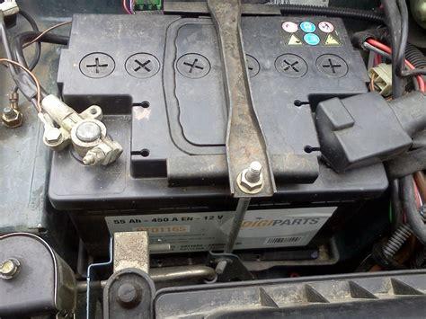 lada a batteria batterie lada niva gpl