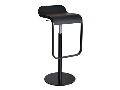 lem bar stool buy the lapalma lem bar stool powder coated at nest co uk