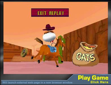 pony express play pringles pony express lost 3d groove 2002