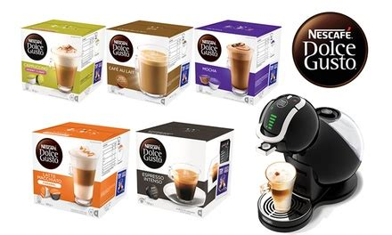 dolce gusto coffee machine pods groupon goods