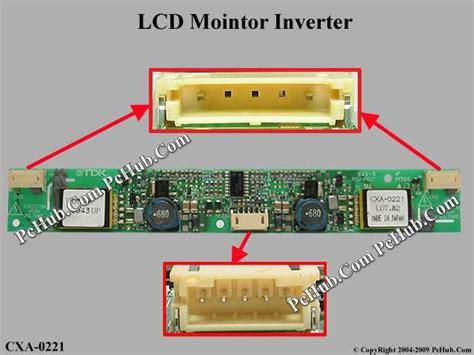 Inverter Monitor Lcd tdk cxa 0221 lcd monitor tv inverter cxa 0221 pcu p027