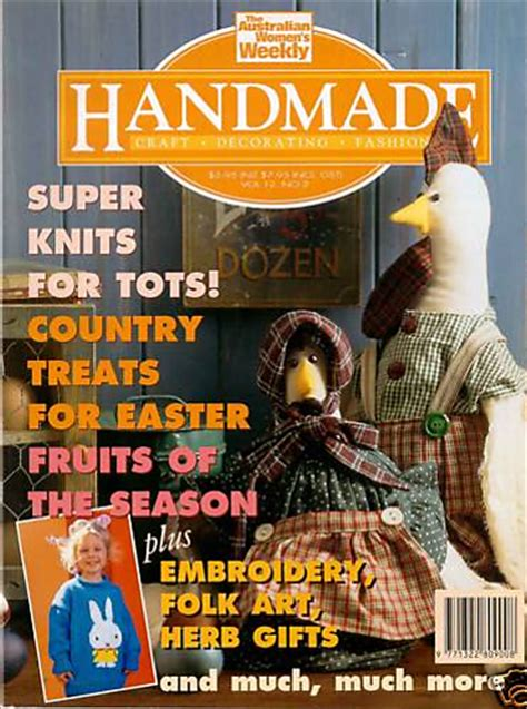 Handmade Magazine Australia - ravelry the australian s weekly handmade magazine