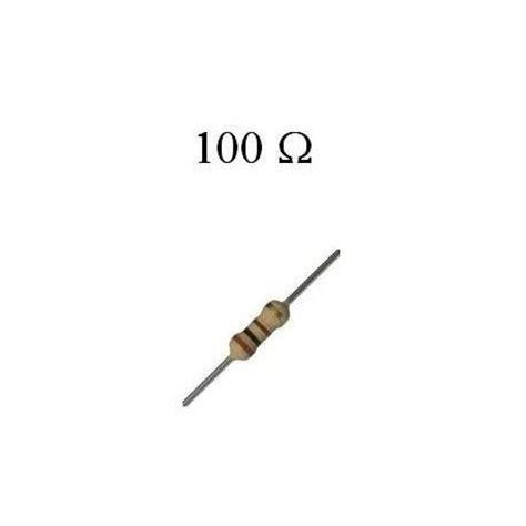 resistor de 100r 1w 100r 1 4w resistencia carbon 100 ohm 1 4w 2 dieltron