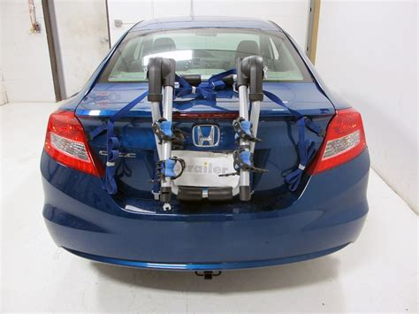 Honda Civic Bike Rack by Trunk Bike Racks For 2012 Honda Civic Thule Th9009xt