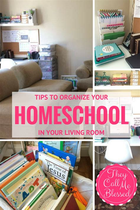home organization tips and tricks the natural homeschool tricks to organize your homeschool space in your living