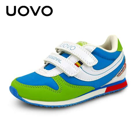 brand of sneakers uovo 2017 hit color fashion toddler children s shoes brand