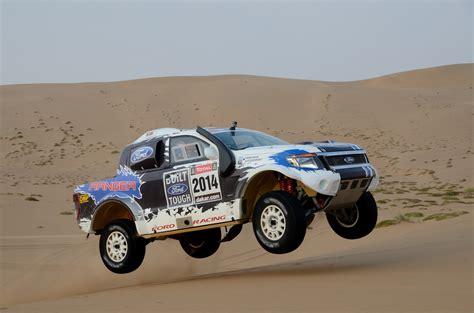 Rally Auto Tuning by Rallye Dakar Team De Rooy Vertraut Auf Goodyear