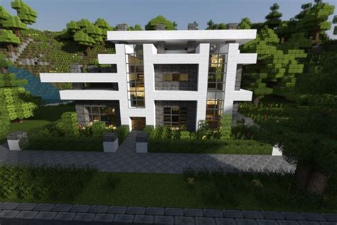 Minecraft House Design Ideas Xbox 360 Minecraft House Ideas Xbox 360 Realistic Modern