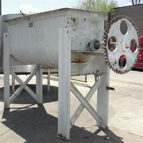 Mixer Falcon mixer and blender 55 cu ft capacity falcon ribbon blend spi