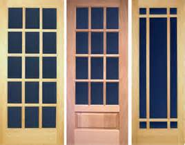 Interior Wood And Glass Doors Interior Glass Doors