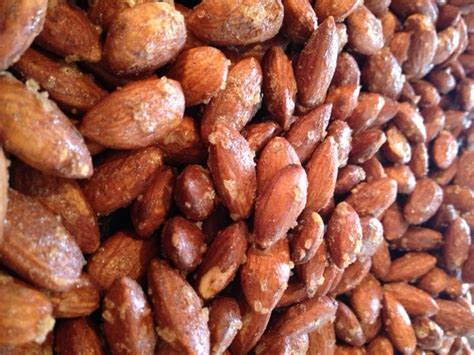 Almond Ndy Roasted Nut the end of my csa road tear tear clean eats fast feets