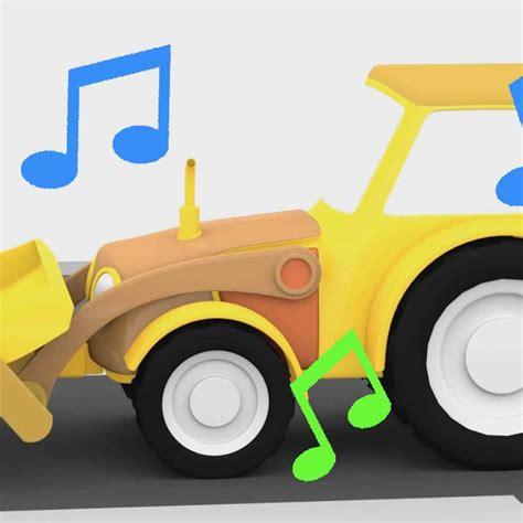 testi canzoni cartoni animati la canzone trattore giallo cartoni animati per