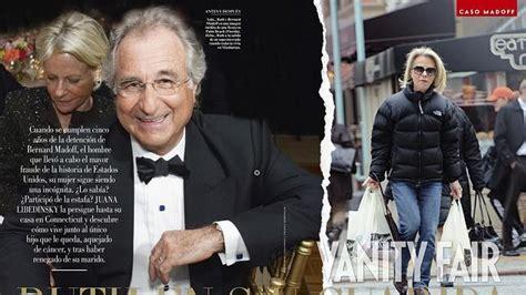 Vanity Fair Madoff confinada y con su 250 nico hijo as 237 vive ruth madoff abc es