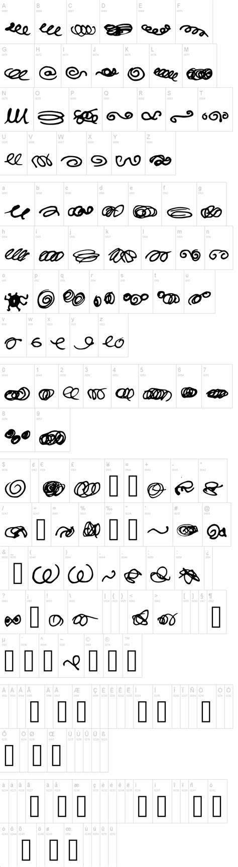 dafont font finder random swirls font dafont com