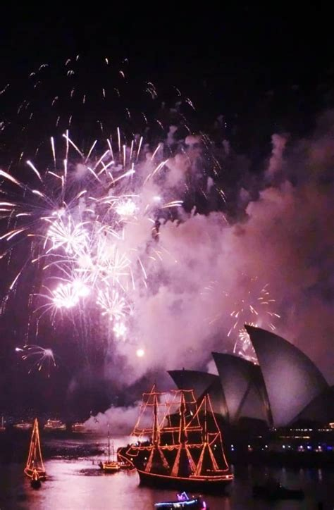 sydney opera house new year spectacular sydney opera house on new years