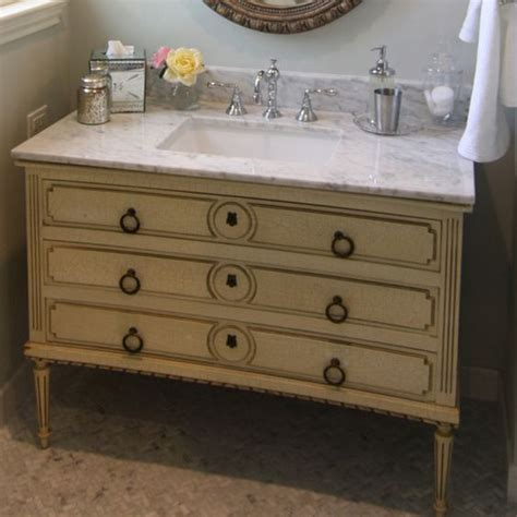 turn desk into vanity trend alert convert a dresser or vintage desk into a