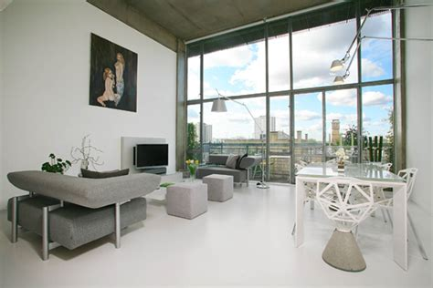 modern loft apartment contemporary luxury london loft digsdigs