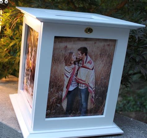 Wedding Envelope Box With Lock 45 best images about wedding card box on
