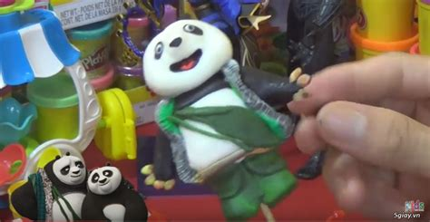 Kung Fu Panda 1 Tim Kung Fu nghệ nh 226 n l 224 m quot play doh kung fu panda 3 quot 5giay