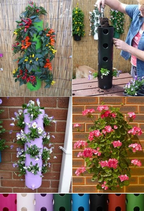 Polanter Vertical Gardening System Awesome Nature Polanter Vertical Gardening System