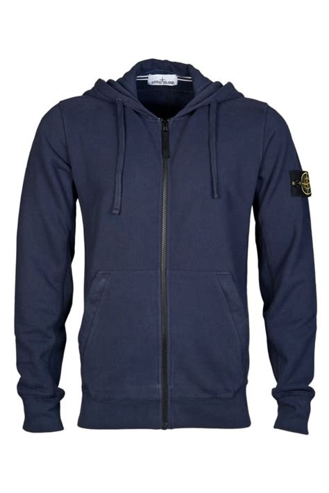 Hoodie Zipper Bmth True Friends C3 island zip hooded sweatshirt in black navy blue and grey 631565220 clothing from