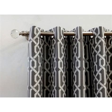 rodeo home curtain panels samba window panel from rodeo home decorating with gray