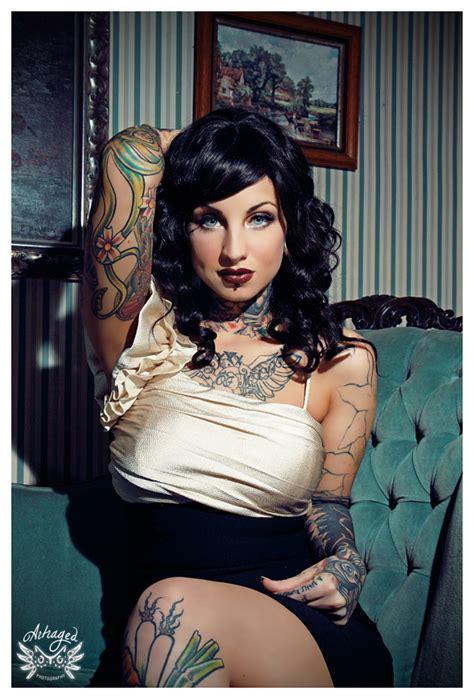 tattoo pin up girl models fashion girl models photography pin up image 257937
