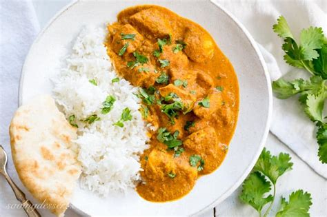 3 Easiest Recipes From Indian Cuisine by Indian Butter Chicken Recipe Saving Room For Dessert