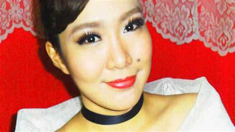pinoy style hair cut easy filipiniana linggo ng wika makeup tutorial