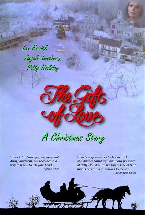 the gift of love a christmas story tv 1983 filmaffinity
