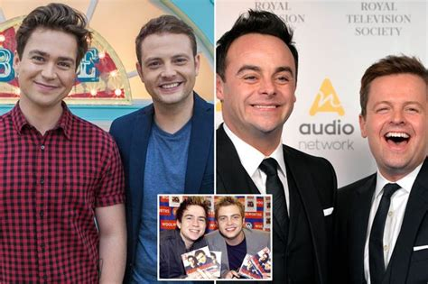 Pop Nosh Ditches Rehab Again by Armstrong Is Still Supporting Ant Mcpartlin After He