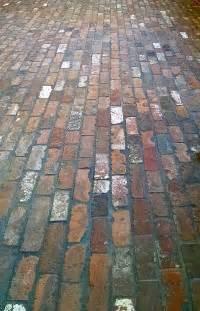 Vinyl Tile Floor Sealer by Reclaimed Thin Brick Veneer Brick Floor Tile Thin Brick