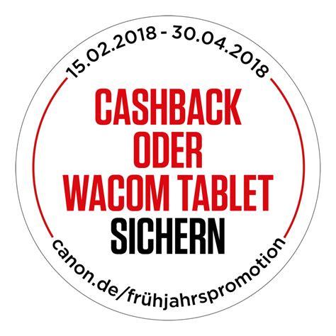 Cashback Cashback by Cashback Und Aktionen Der Hersteller Fotokoch De