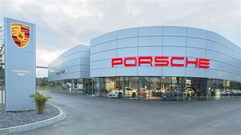 Porsche Zentrum Siegen by Neustart F 252 R Porsche Zentrum Siegen Autohaus De